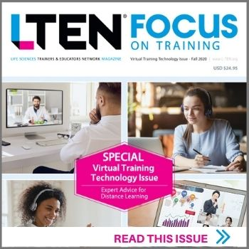 Special Virtual Training Technology Issue